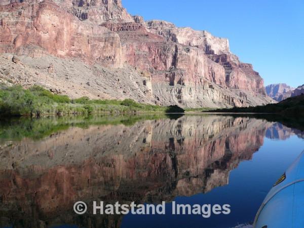 The Colorado River - nature