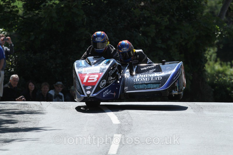 IMG_2328 - Sidecar Race 2 - TT 2013