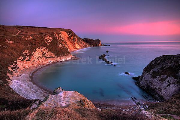 Man o'War Bay - Dorset