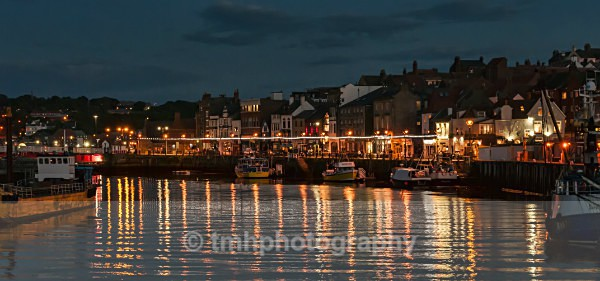 Down the Harbour - Low Light Photography