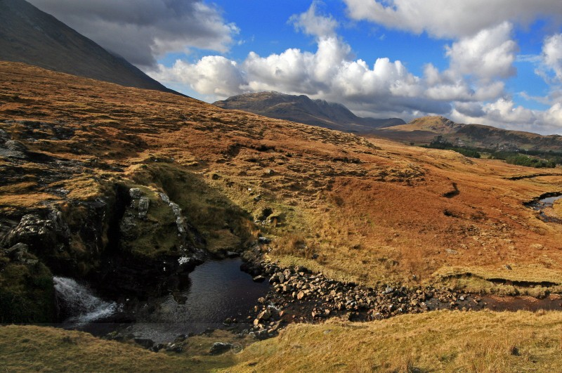 Connemara Landscape - Landscapes of Ireland - County Donegal and the Wild Atlantic Way