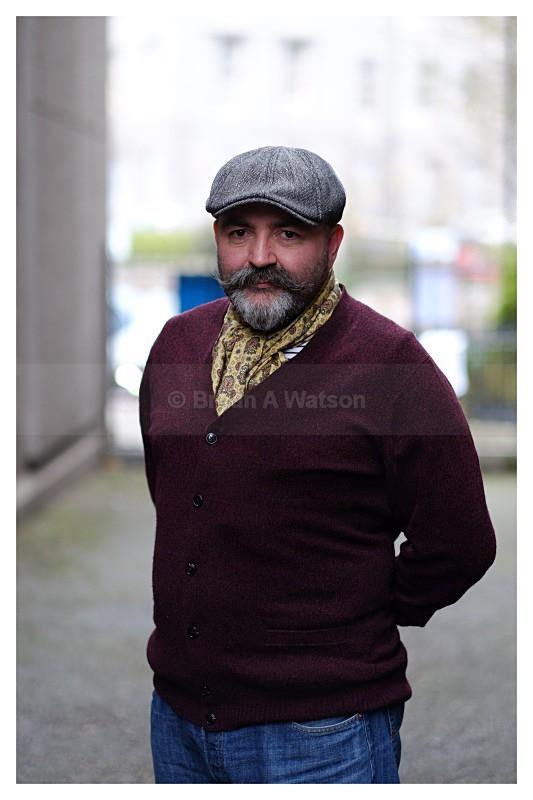 Richard - Street Fashion