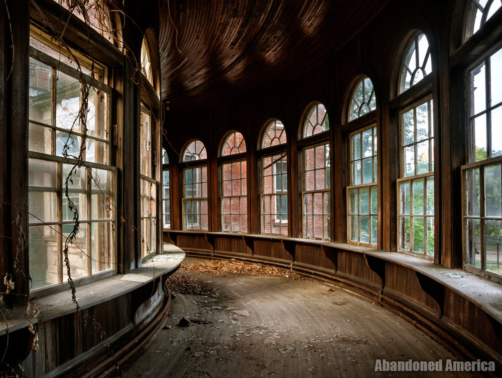 Nothing Ever Dies | Abandoned America