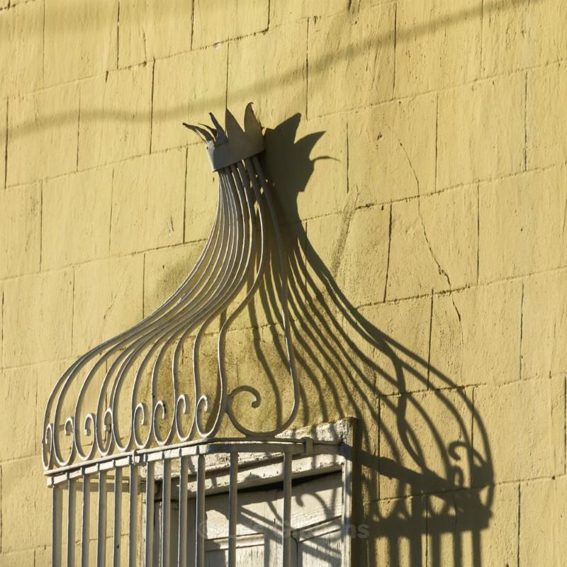 windw detail - Cuba