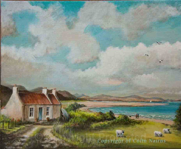 Skye Cottage - Original Work FOR SALE