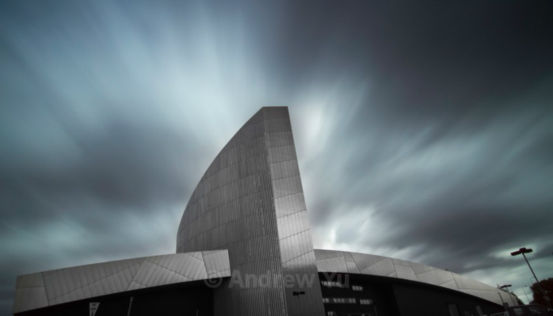 Imperial War Museum - Urban Landscape Photography