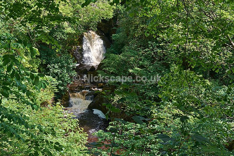 Snow Falls - Ingleton Waterfalls Trail - Yorkshire Dales - Yorkshire