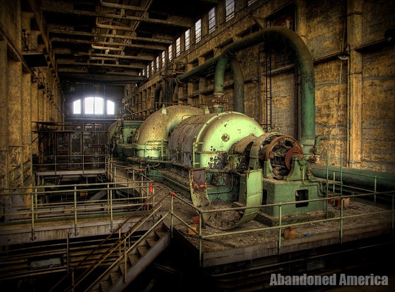 Westport Generating Station (Baltimore, MD)   Abandoned America