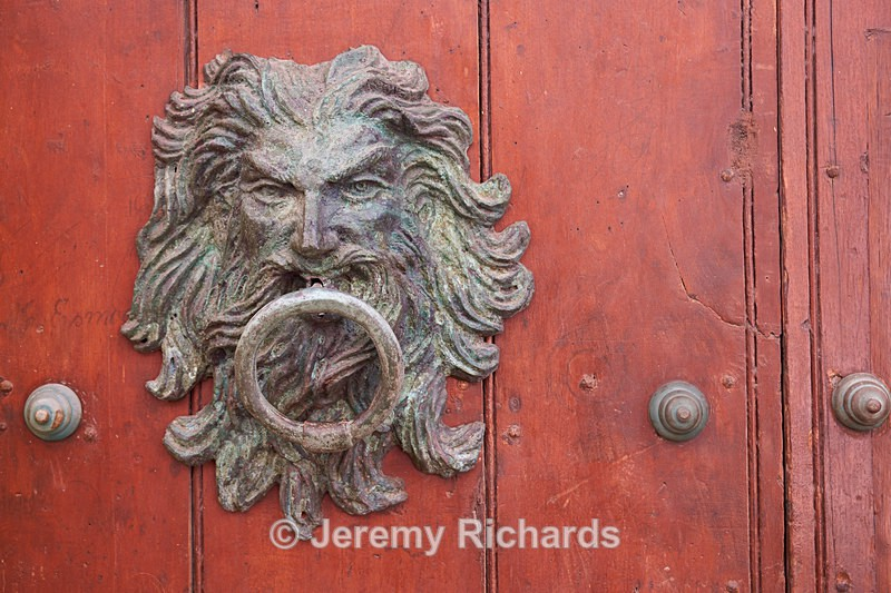 Imposing Door Knocker - Colombia