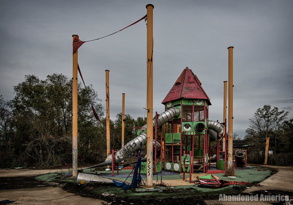 Six Flags (New Orleans, LA) | Looney Tunes Adventures Playground - Six Flags New Orleans