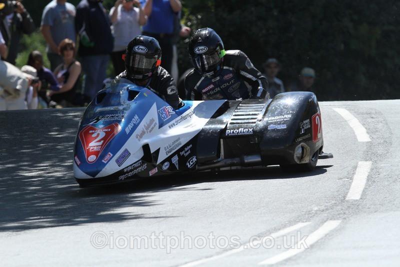 IMG_2284 - Sidecar Race 2 - TT 2013