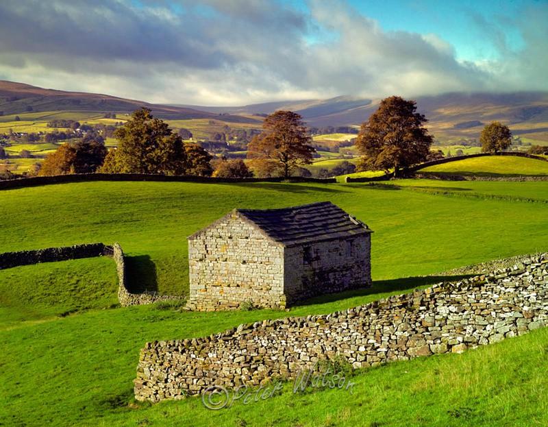 Near Hawes Yorkshire Dales - England