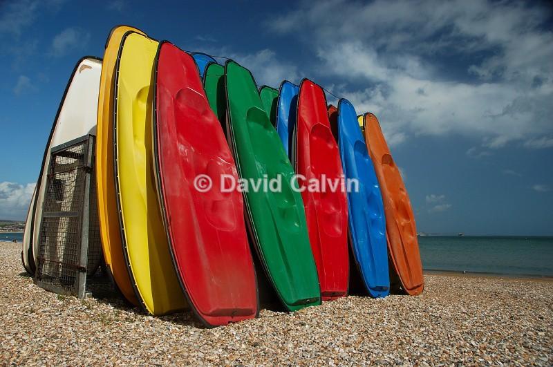 Kayaks - Coast