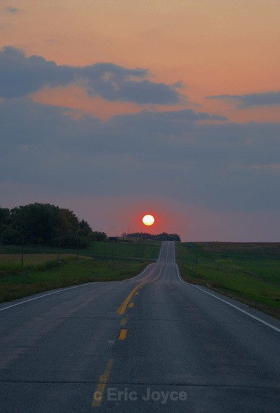 Follow the Setting Sun - SW Minnesota