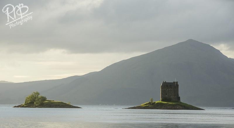 Castle Stalker 1 - Other UK Landscapes