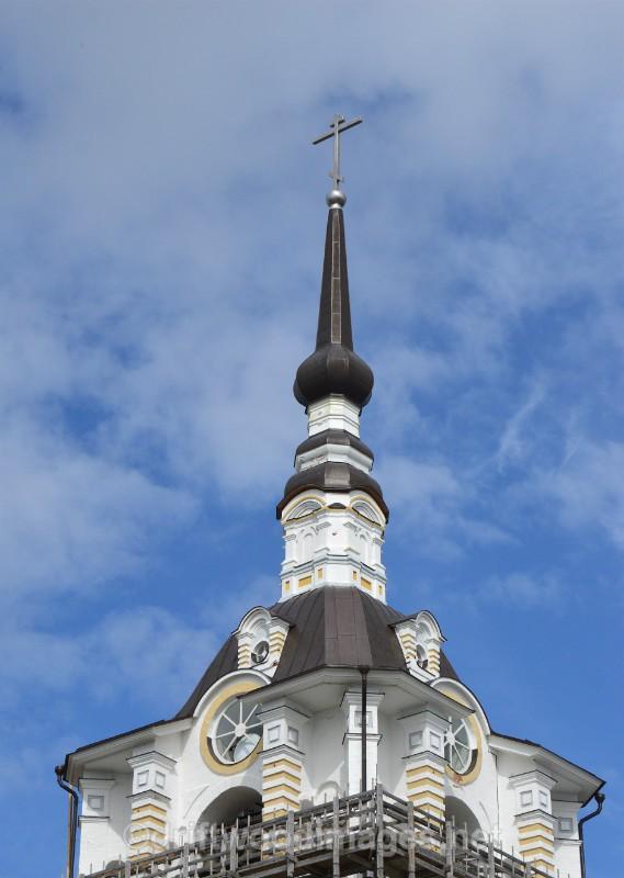 Solovetsky Islands main spire 2  - The Solovetsky Islands, Russia