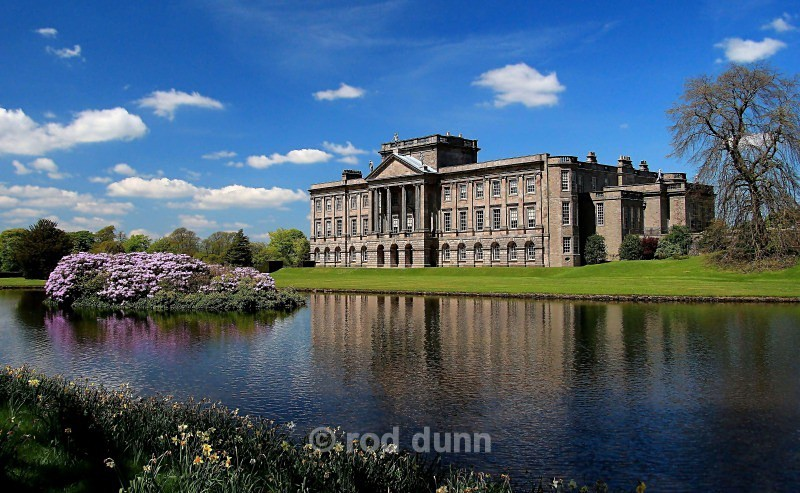 Lyme Hall - Peak District