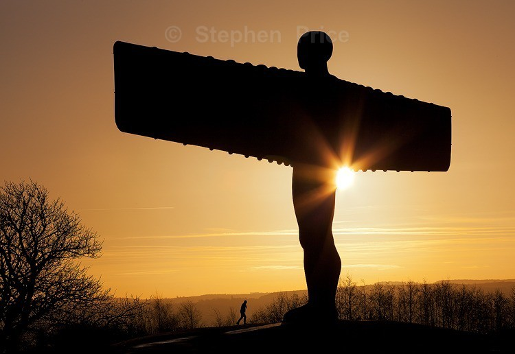 Angel of the North | Gateshead | Antony Gormley Statue