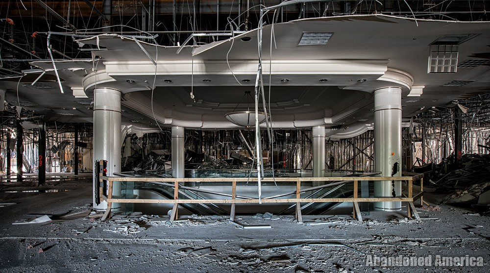 Owings Mills Mall (Owings Mills, MD) | Last Vestiges of Civility - Owings Mills Mall