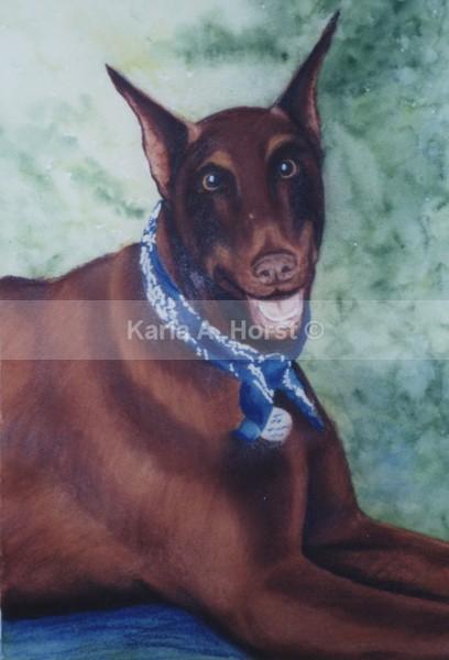 Max - Pet Portraits