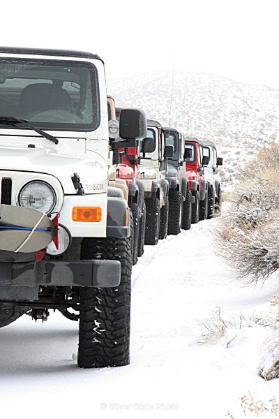 Jeep Trip - 'Variety'
