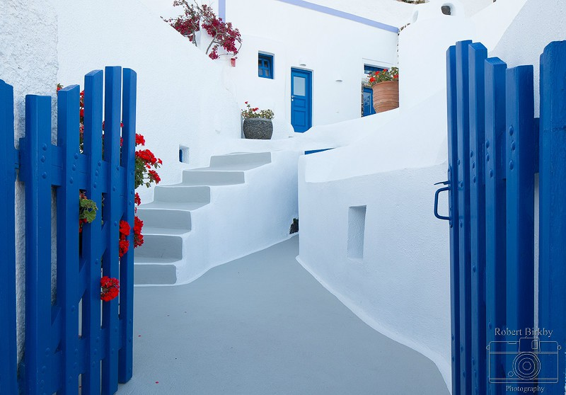 Inviting - Greek Islands