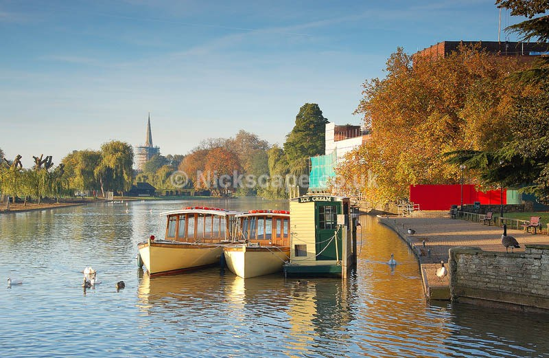 Classic Postcard from Stratford upon Avon   Warwick Tourism Photography