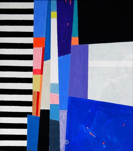 Black and White Stripes. - David Pettigrew D.A.