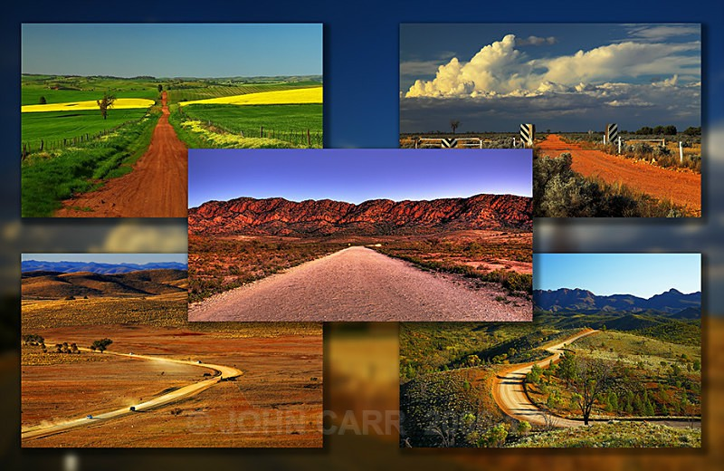 Country Roads-Quintych-1 - MONTAGES