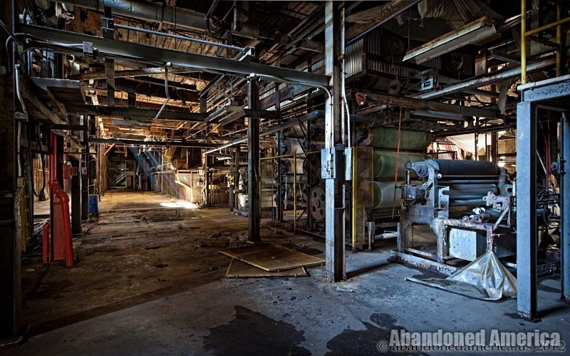 Daugherty Textile Mills* | Abandoned America