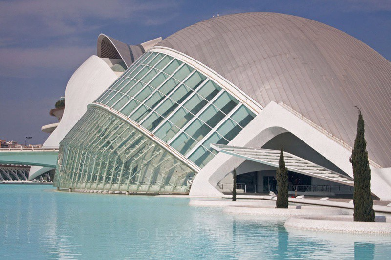 hemisphefic and opera house4 - Valencia