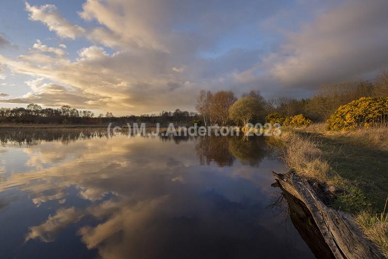 Ballinafagh Lake - Co.Kildare.