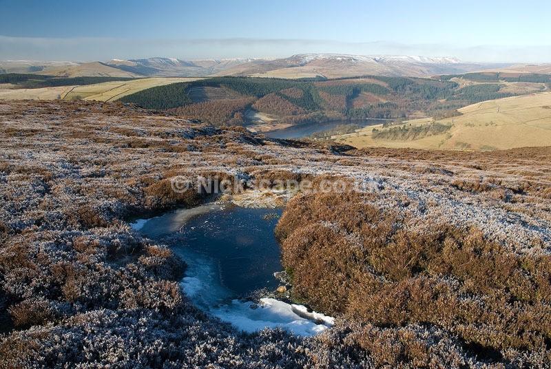 Derwent Edge & The Peak Landscape | Peak District Photography