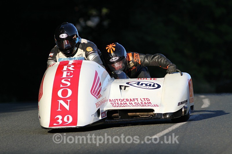 - Tuesday Sidecar Practice