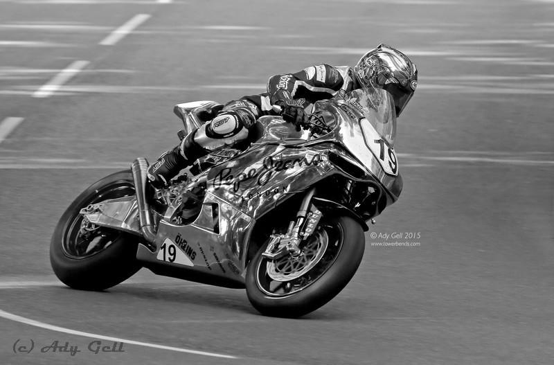 Cam Donald - Norton SG4 Mono - Racing