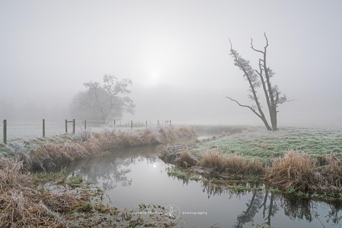Frosty Wey - WINTER