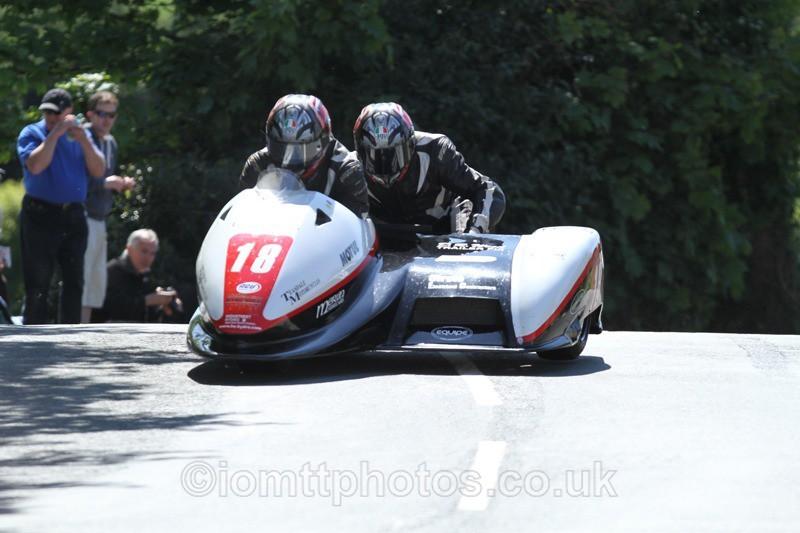 IMG_2346 - Sidecar Race 2 - TT 2013