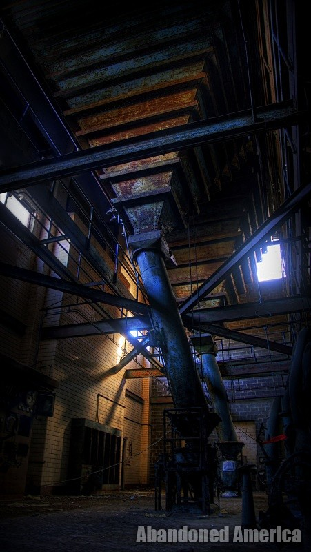 Crawford Power Station (Middletown, PA) | the hopeful past - Crawford Power Station