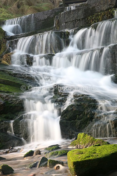 Scapa Waterfall - Orkney Images