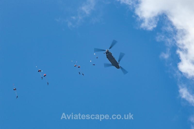The RAF Falcons_0347 - Aerial Display Teams