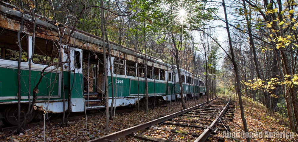 Trolley Graveyard | can't mourn everything - The Trolley Graveyard