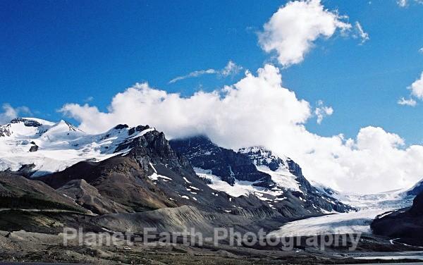 Columbia Icefield - Alaska & Canada