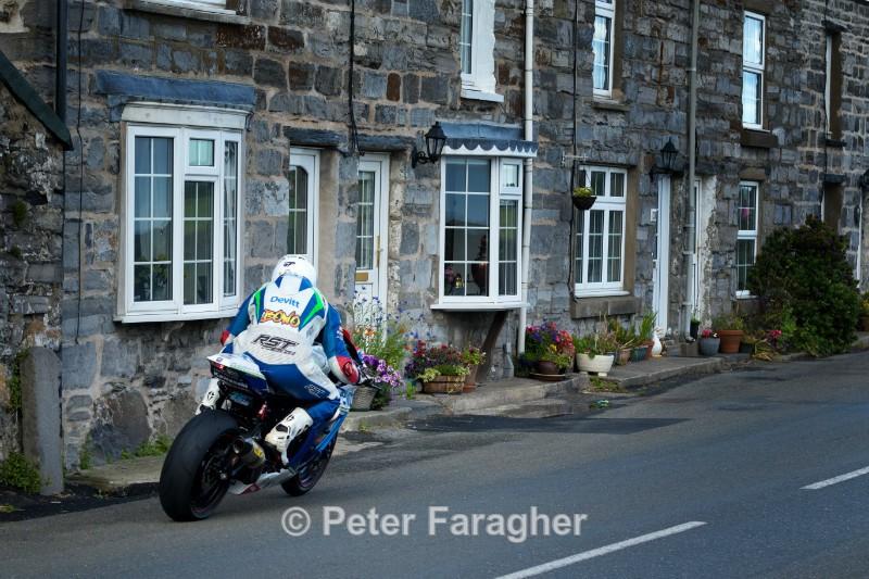 Alan Bonner - Southern 100 Road Races