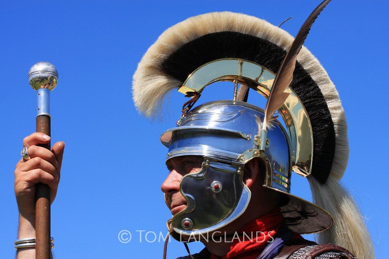 Roman Centurion - Events