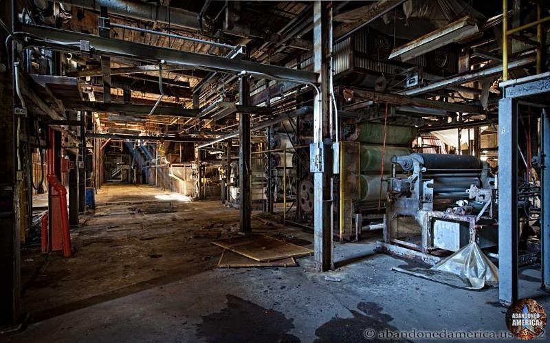 Daugherty Textile Mills*   Abandoned America