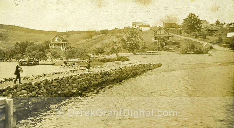 Long Island Kennebecasis Bay Early RPPC Loyalists - Historic New Brunswick
