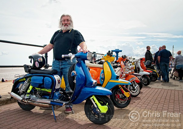 Scooter Keith with Scooter - Recent Images