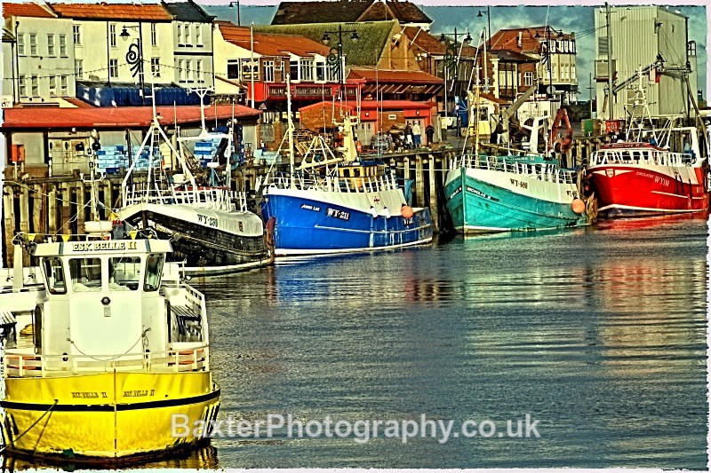 When The Boats Come In - Whitby
