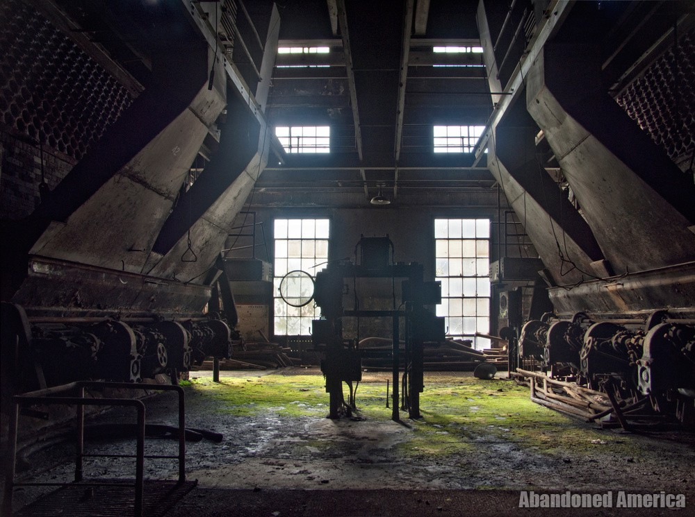 baltimore gas and electric's westport power plant - matthew christopher murray's abandoned america