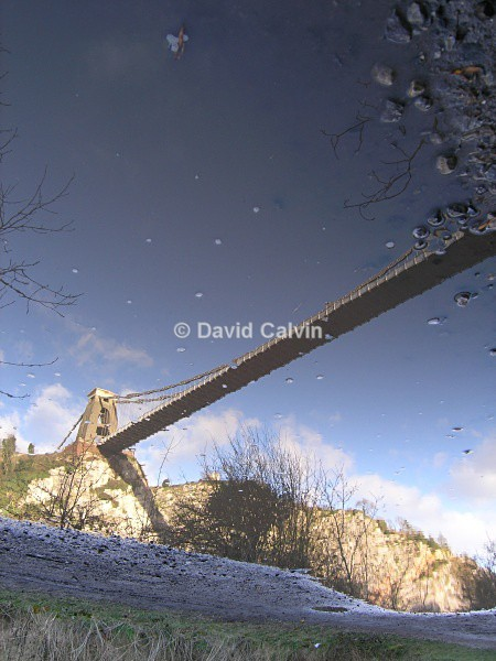 Clifton Suspension Bridge - Structures